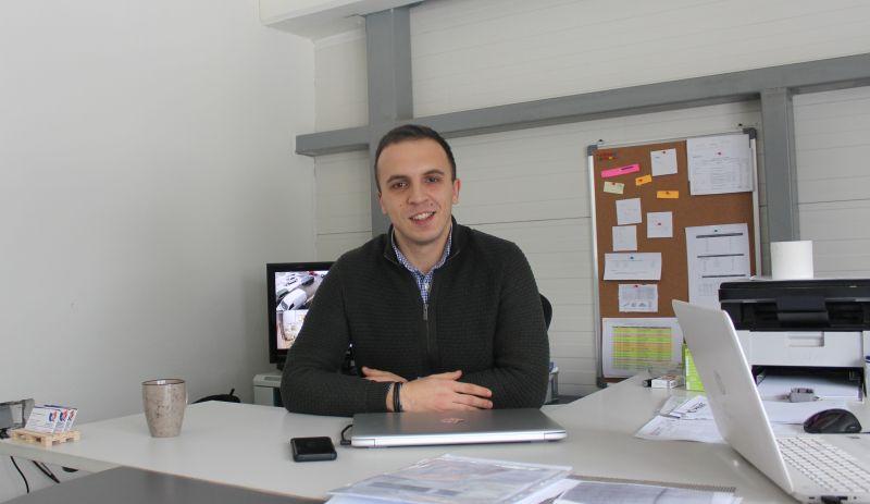 Mladi Armin uspješno vodi porodični biznis